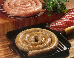 Boerewors, South African Style Barbecue Sausage